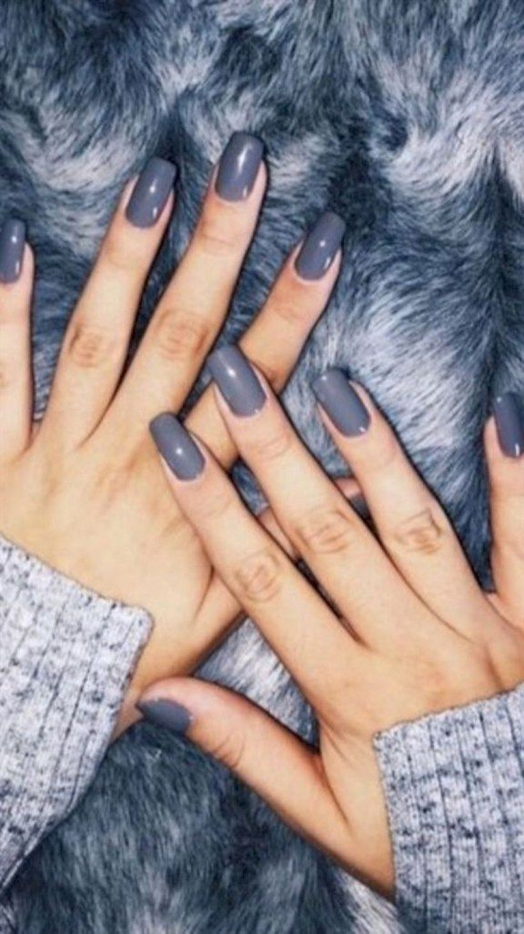 Top Amazing Gel Nail Art Of 2019 09 Nail Colors Winter Makeup