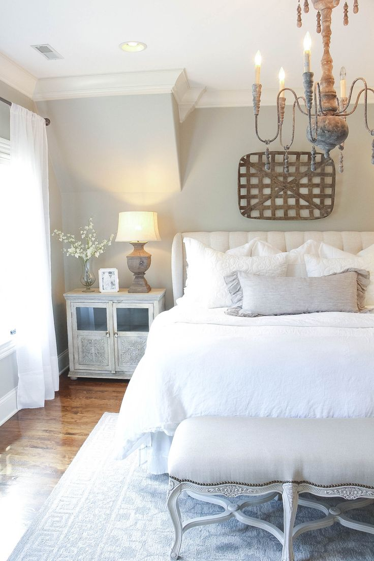 17 best images about gather in grace decor ideas on for Peaceful master bedroom designs