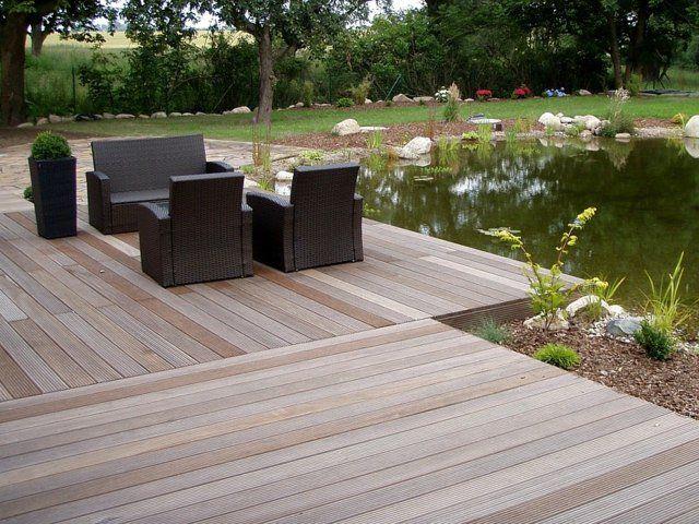 Les 25 meilleures idées concernant plancher terrasse sur pinterest ...