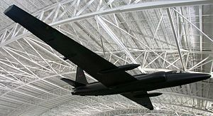 The U-2 Incident- A U.S. spy plane was shot down over Russia resulting in the death if the pilot.