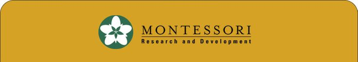 tools and Montessori Research and Development