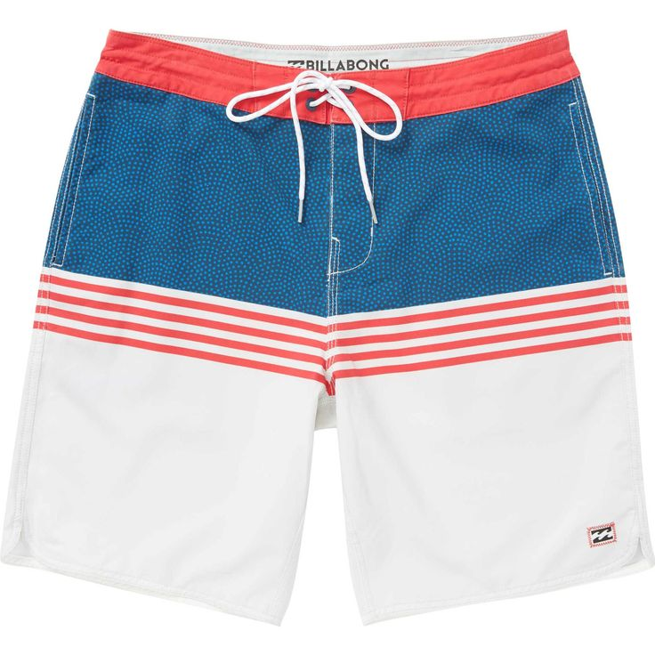Creative color blocking sets off these tech boardshorts, loaded with performance features. The PX3 construction is met with functional on-seam pockets a...