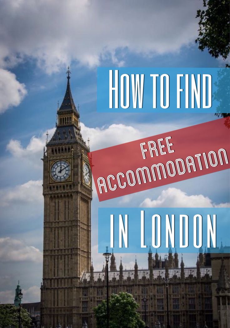 How to find free accommodation in London. London can be expensive, especially for accommodation. But what if you could get your accommodation for free? We show you how....
