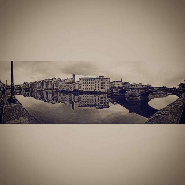 Old Memories Florence ...... Want to go on Vacation ....... Good Night #oldmemories #city #florence @igers_firenze #pontevecchio #beautiful #city #reflections #overview #IT #italy #colors #mysister #sara #socialnetwork #pinterest #tumblr #swarm #foursquare #twitter #facebook #instagram #tooncamera #followme #followers #like #friends #like #good life