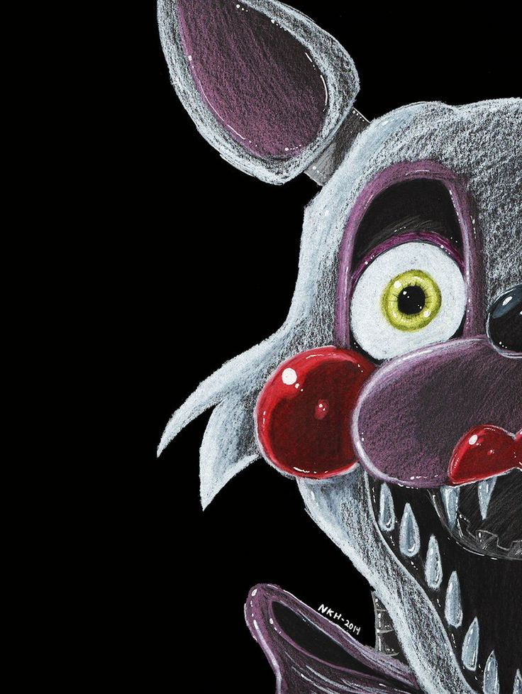 """This is new Foxy - """"Mangle"""""""