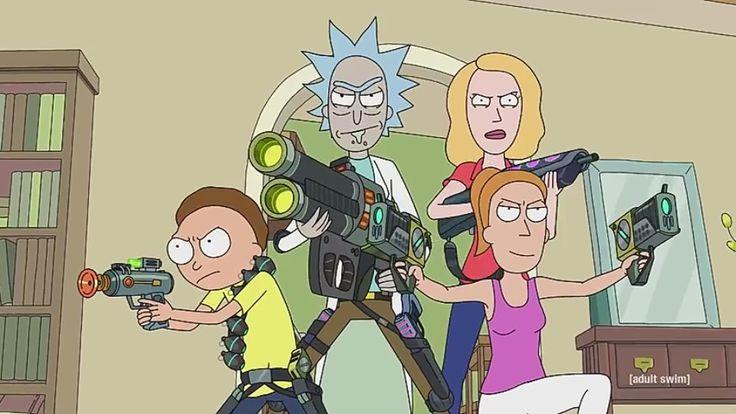 ❤❤❤❤Rick and Morty!❤❤❤❤