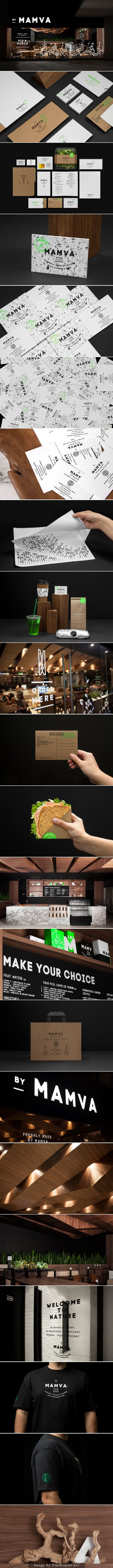 Mamva make your choice #identity #packaging #branding PD