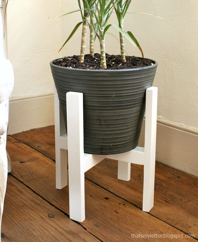 Diy Indoor Plant Stand Woodworking Projects Diy Cool 400 x 300