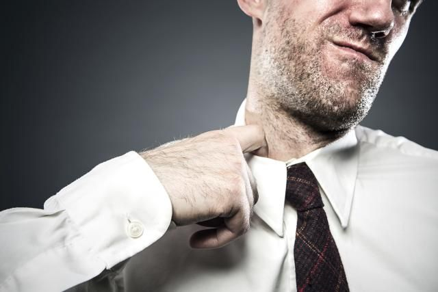 Never Let Them See or Smell You Sweat: Get Rid Of Ring Around the Collar