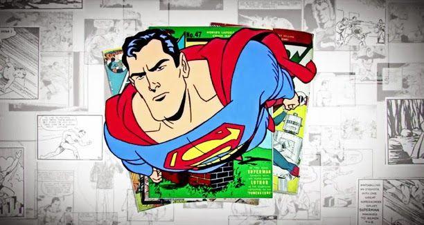 El 2013 marco el 75 aniversario de la creación de Superman, Warner Brother Animation produjo un corto animado que resume los 75 años de este personaje. La idea de este corto surgió de las mentes creativas de Zack Snyder (Director de la cienta El Hombre de Acero) y Bruce Timm (Productor de Superman: la serie animada).