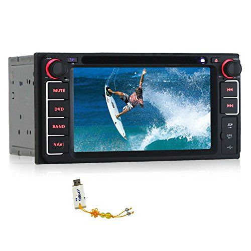 Special Offers - JOYING 6.2 Inch Android 4.4.4 Quad Core for Toyota Rav4/Yaris/Vios/Highlander/Corolla/Camry/Land Cruiser in Dash Hd Capacitive touch screen Car DVD Player Radio Stereo GPS Navigation Systemsupport Steering Wheel and Back up Camera - In stock & Free Shipping. You can save more money! Check It (June 29 2016 at 04:54AM)…