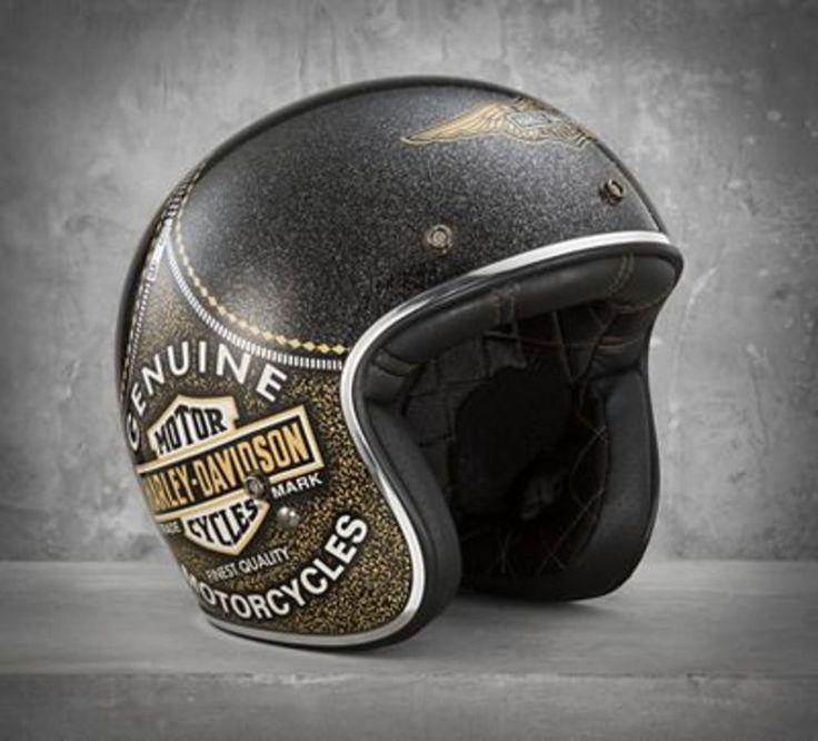 Harley-Davidson retro přilby | motocykl Cruiser