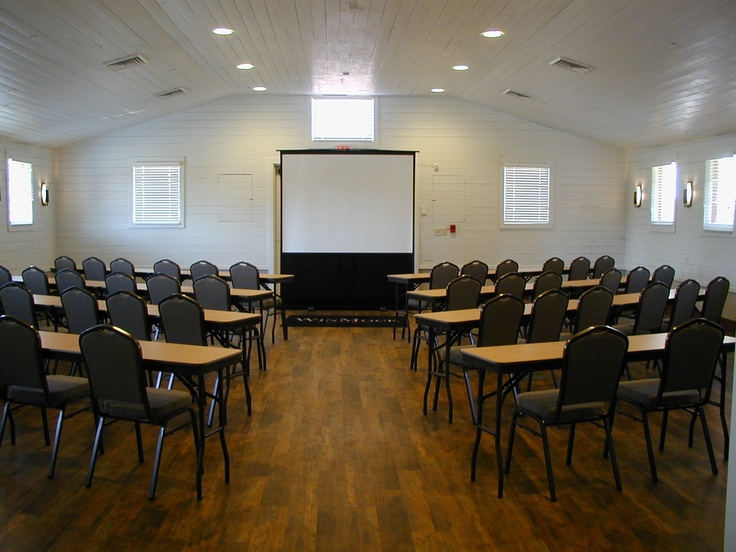 ready for your conference or training session!