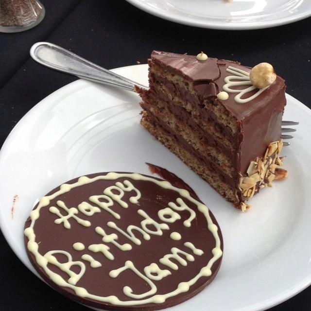 dirty birthday cake - photo #44