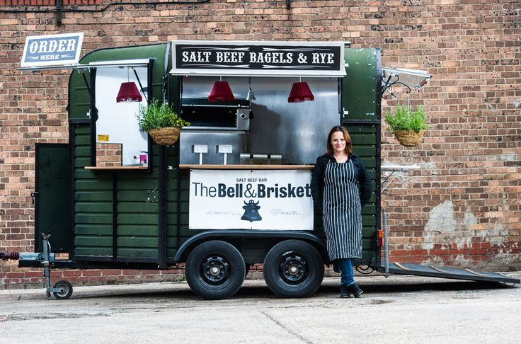 Rethink the idea of the greasy burger van, people.