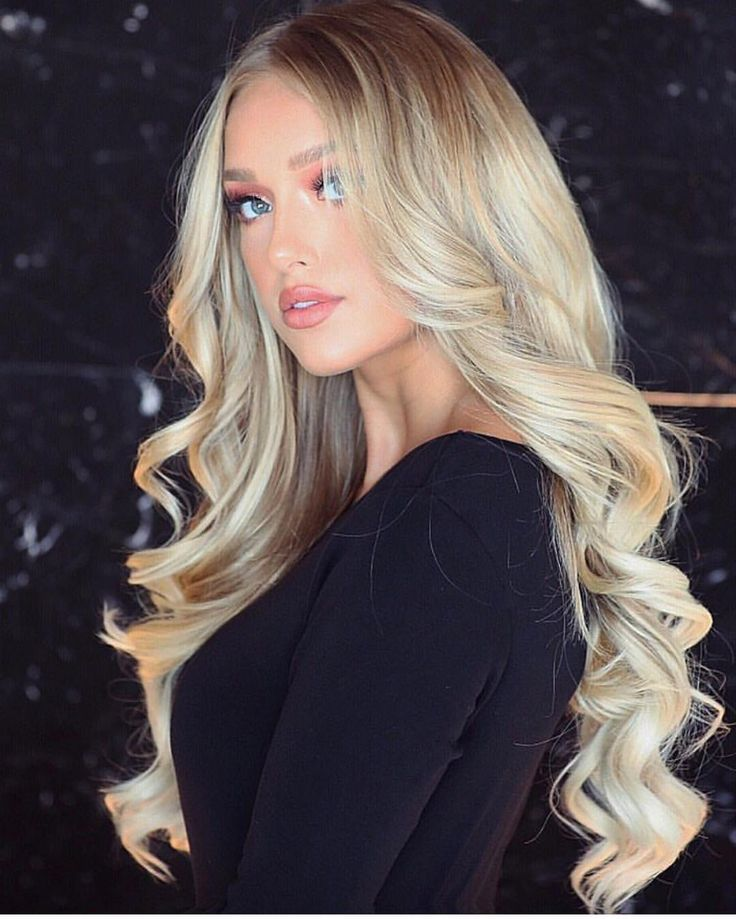 @tianacosmetics looking gorgeous in clip in hair extensions from BELLAMI Hair …