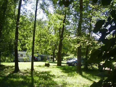 Les Falquets - Kleine camping Drôme (Rhône-Alpes)