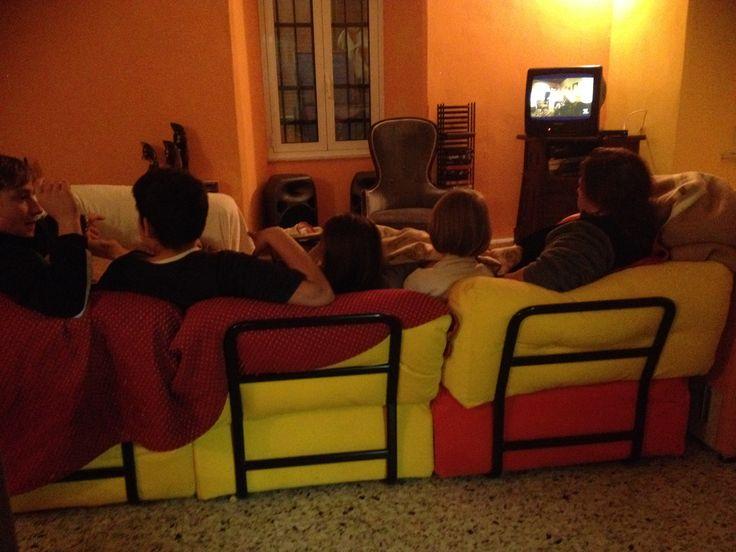 (mini)cinema in famiglia