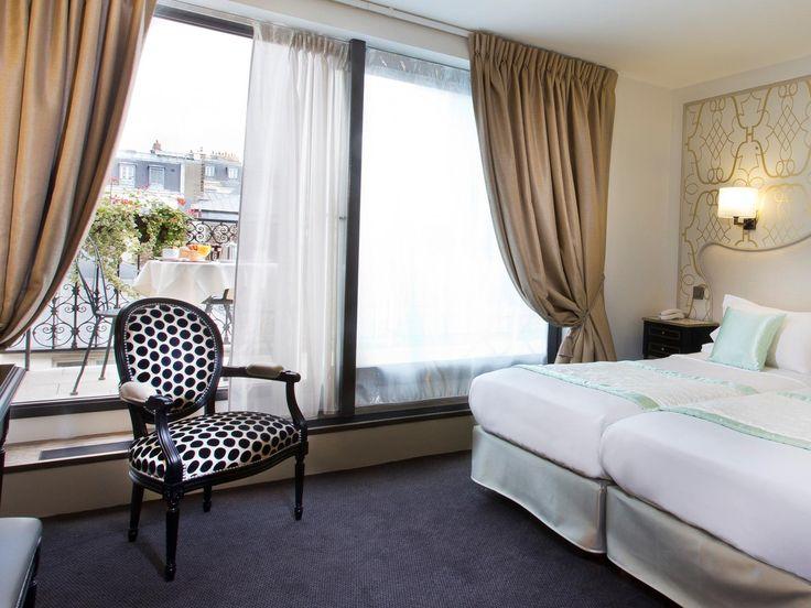Hotel Saint Petersbourg Opera Paris, France