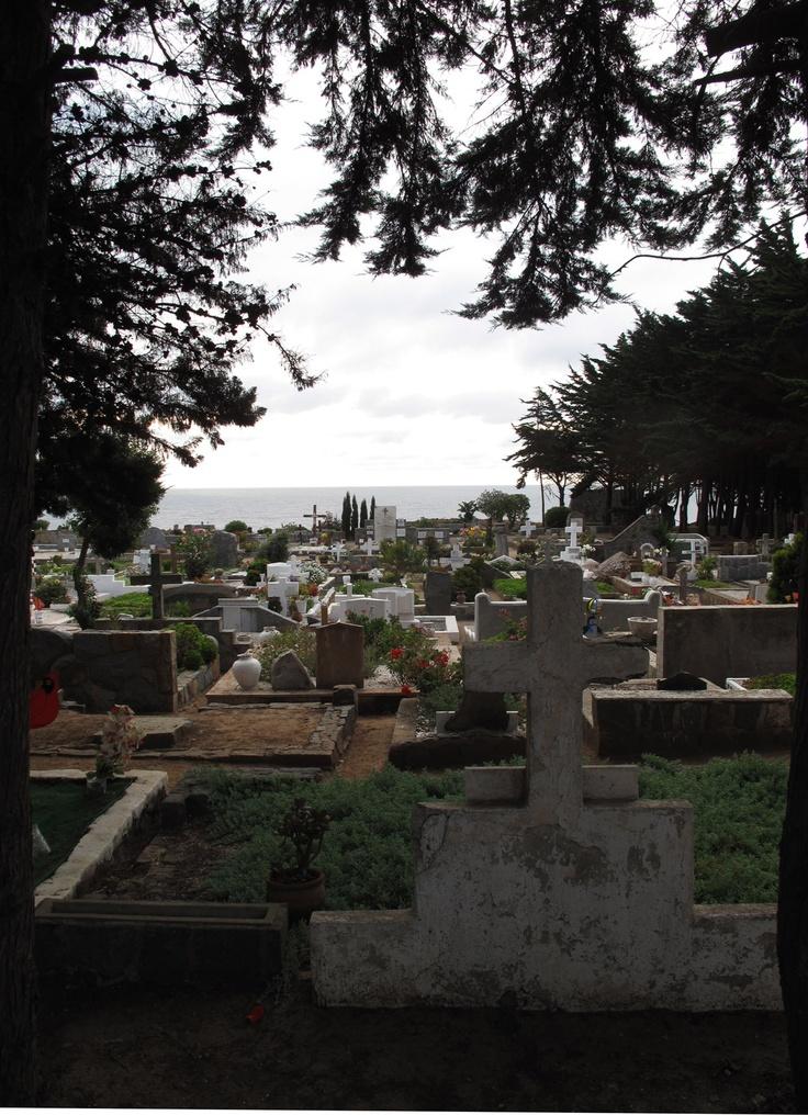 Cementerio de Zapallar, Chile. CGP©2013