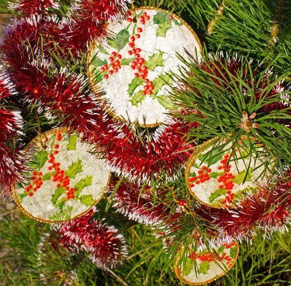 Merry Cristmas and Happy New Year! от Maryana and Victoriya boho -embroidery-vyshivanka-slavic traditions на Etsy