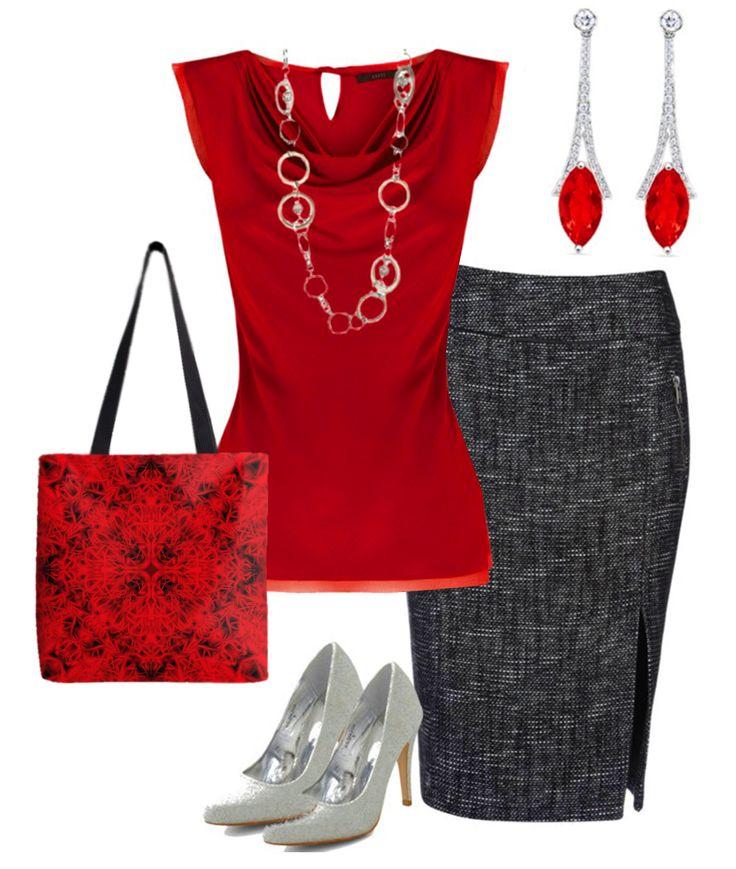 Lovely lace-like bag