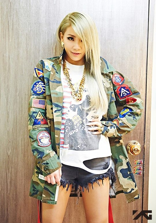 [Photos] Naver Starcast: BTS photos of Gorgeous CL from M!Countdown and KBS Yoo Hee Yeol's Sketchbook (March 24, 2014)