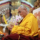 A Guide to the Bodhisattva's Way of Life - Dharamsala June 2013 - Podcast