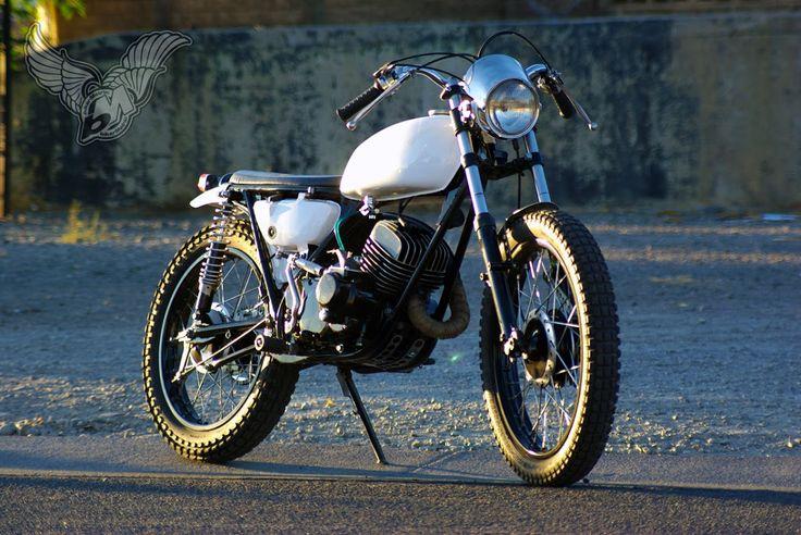 Vintage Kawasaki Bobber
