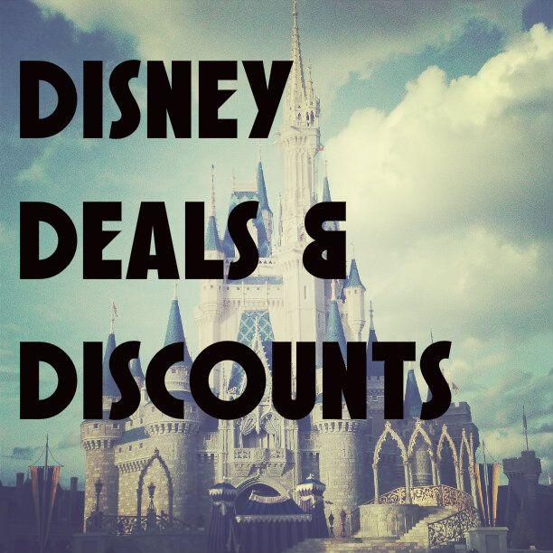 Disney world deals 2018