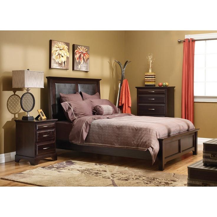 Queen Bed - Black