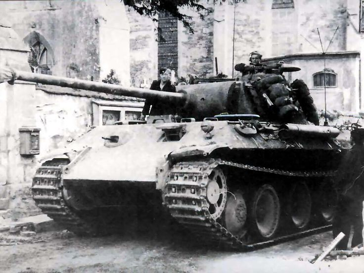 Image result for panther tank battle of the bulge