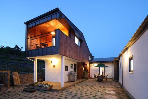 저비용으로 간단하게 완성하는 여덟 가지 지속 가능한 주택 디자인 (출처 Juhwan Moon)
