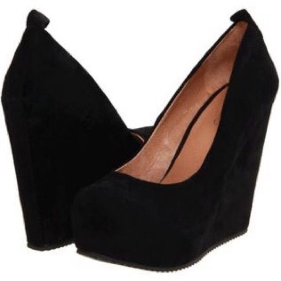 Aldo Shoes | Aldo Wedge, Nwt. *Must Sell* | Color: Black