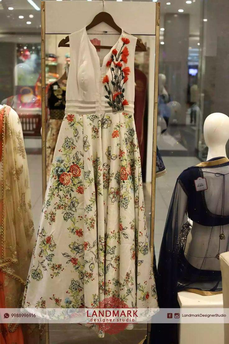 For your routine look..!! #Landmarkdesignerstudio #EthnicWear #DesignerOutfits #Chandigarh