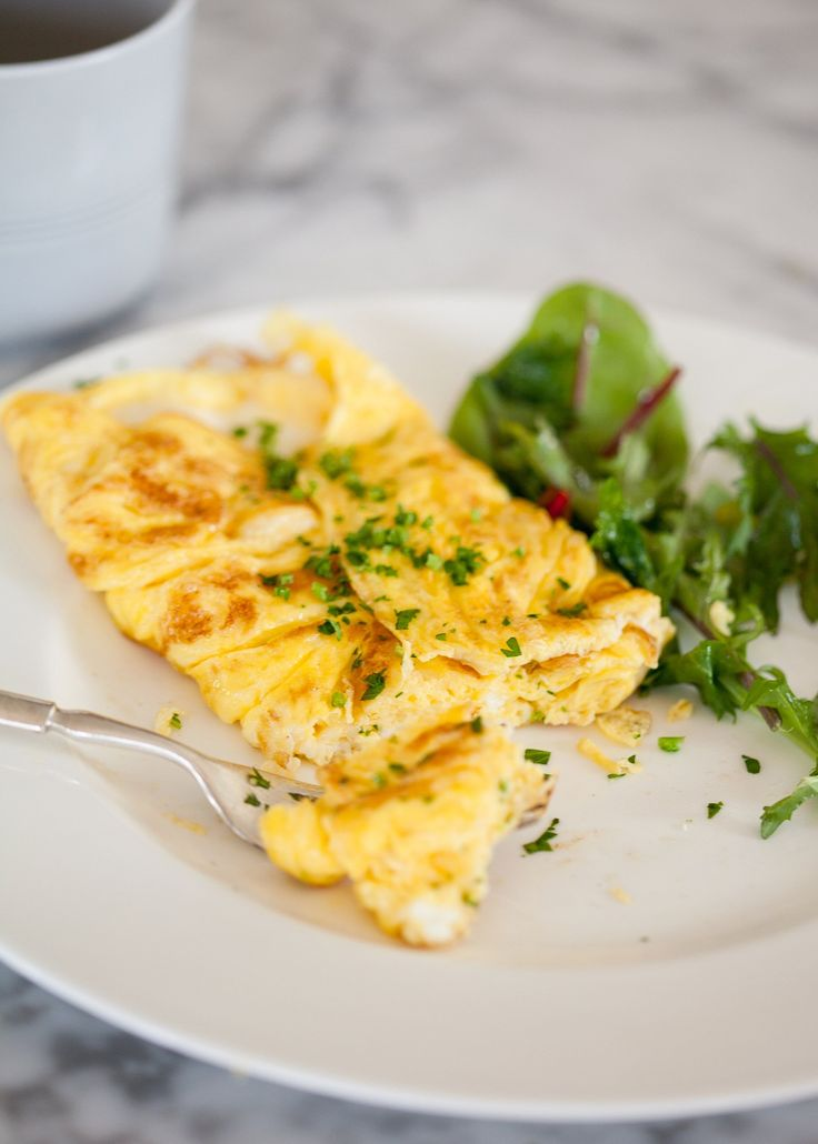 A good omelette is soft and custard-like, golden yellow and best eaten while still hot from the skillet. Here's an easy recipe you can make at home.