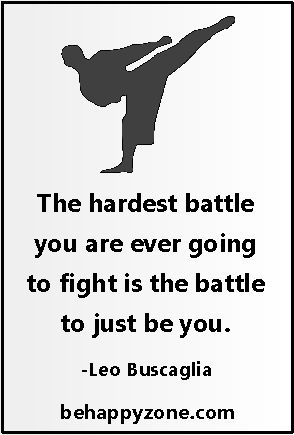 Keep Fighting Be Positive Quotes Inspiration Positive Words