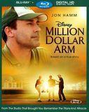 Million Dollar Arm [Includes Digital Copy] [Blu-ray] [Eng/Fre/Spa] [2014], 12342900
