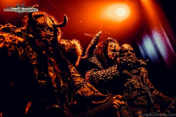 3675429585 Lordi + Shiraz Lane + Silver Dust, The Button Factory, Dublin, November 9th 2016