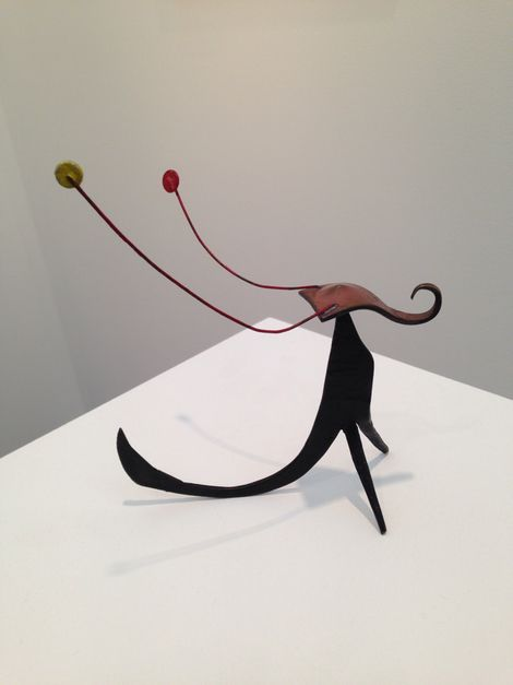 Alexander Calder, Untitled 1955 on ArtStack #alexander-calder #art