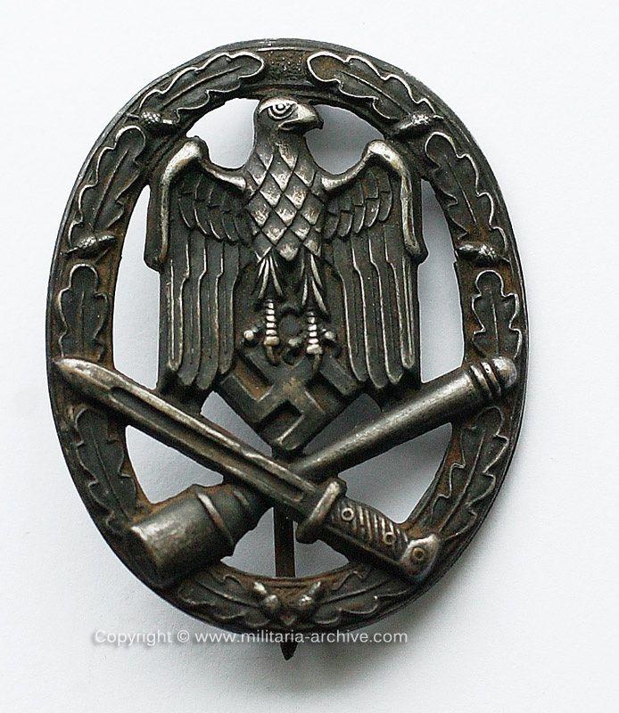 Sturmabzeichen (General Assault Badge)
