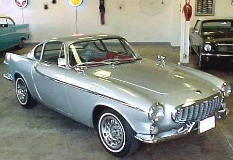 Picture of 1971 Volvo P1800, exterior