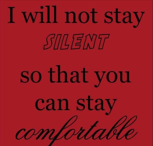 Because I stayed silent for so long, you thought I would take your crap. When I started to stand up for myself, you couldn't handle it esp… | Personal | Pinte…