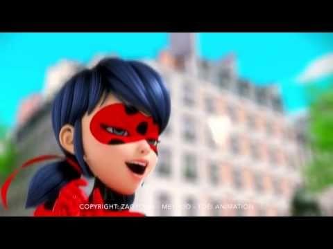 Miraculous Ladybug Trailer (Alternative English Theme Song) - YouTube