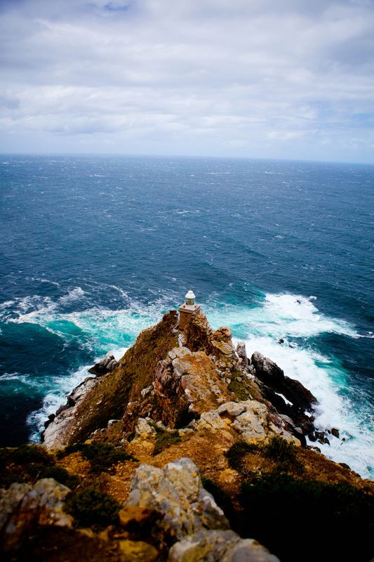Cape Point, in Capetown, South Africa