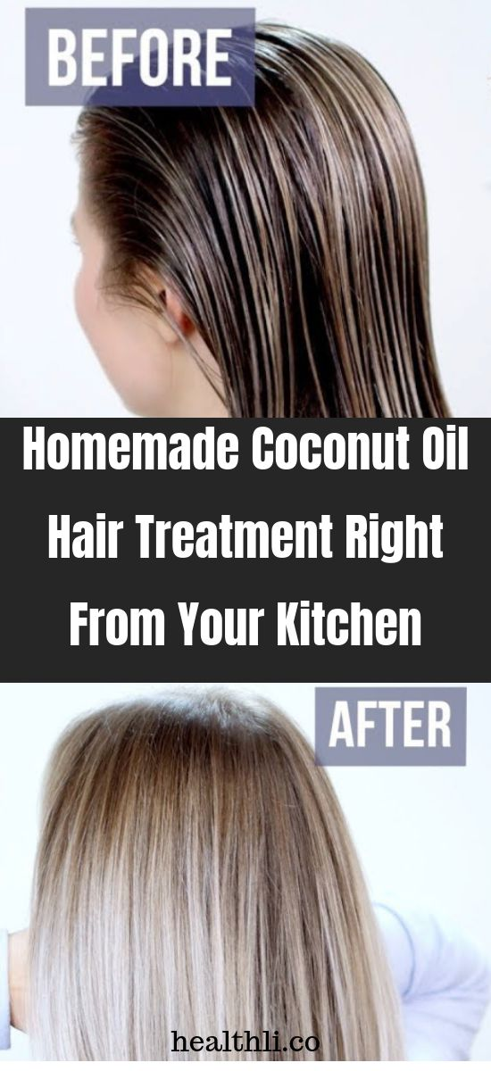 Homemade Coconut Oil Hair Treatment Right From You…