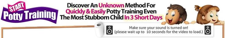 is your potty-trained child suddenly having accidents cause you don't know when to start potty training ? Find out why potty regression is happening -- and how to avoid it and how long does potty training take --- Weird Potty Training Video Reveals Secret To 3 Day potty training regression More info:  > pottytrainings.blogspot.com < 