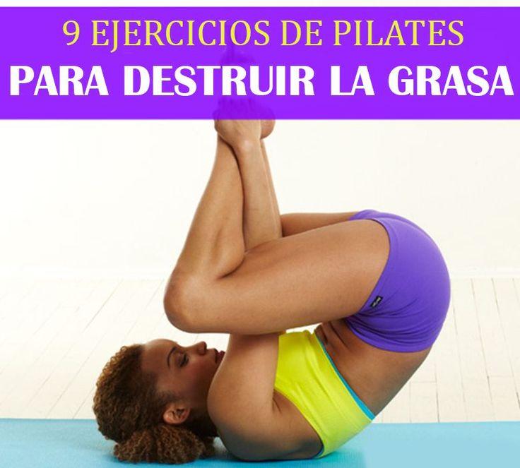 Rutina de Pilates Para Adelgazar