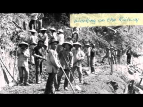 Chinese Immigration in Canada (British Columbia) 1880 - YouTube