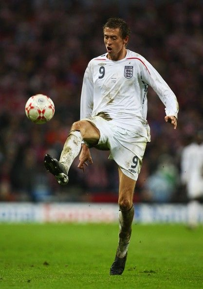 Peter Crouch-England National Team